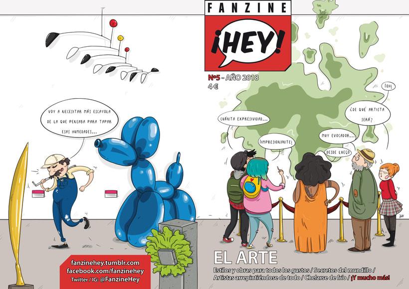 Fanzine ¡Hey! (2014-actualidad) 52