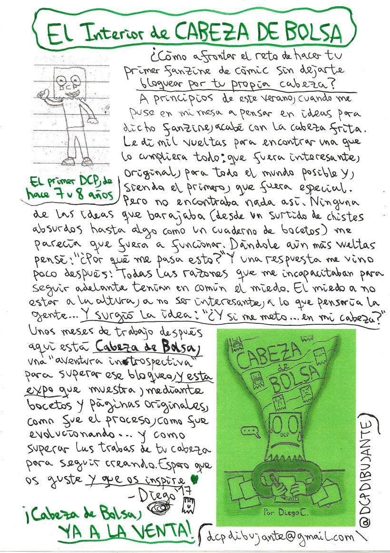 Cabeza de Bolsa (fanzine, 2017) 13
