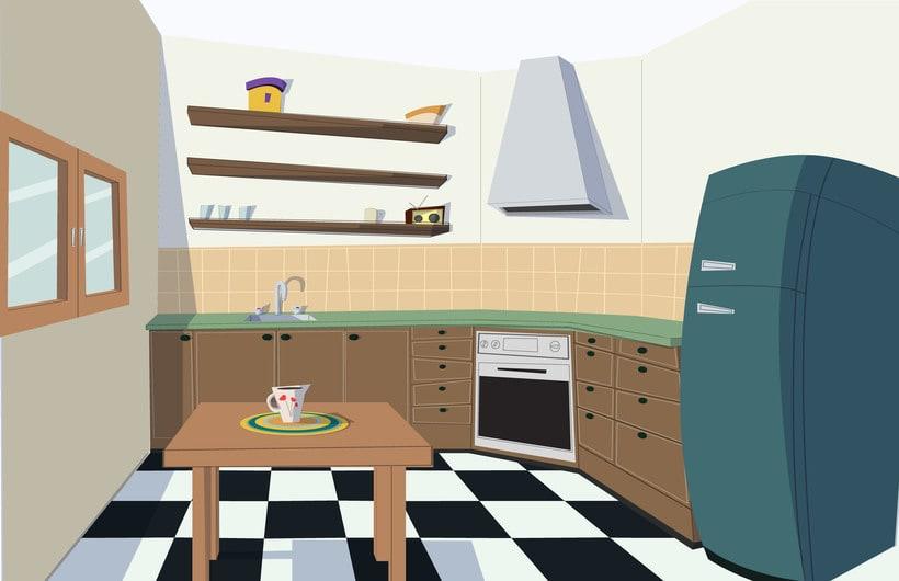 Backgroun Design for HAMPA STUDIO 7