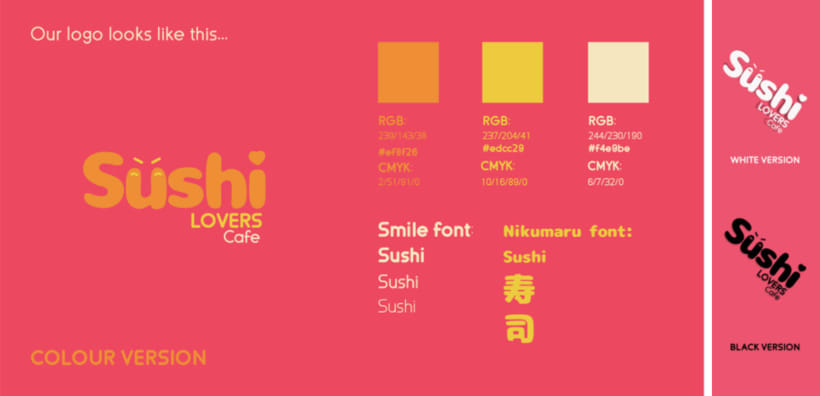 Sushi lovers cafe 2
