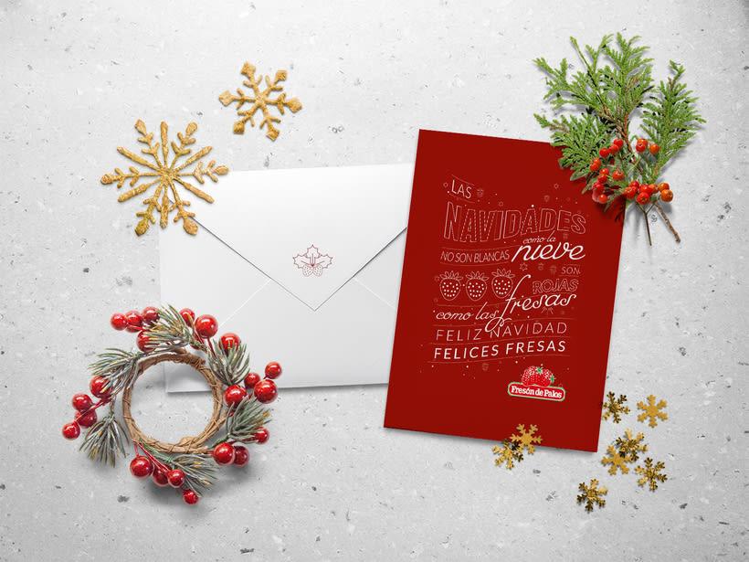 Fresón de Palos: Salutación navideña 2