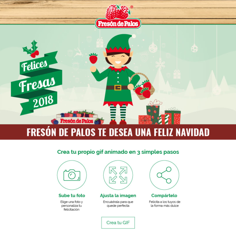 Fresón de Palos: Salutación navideña 7