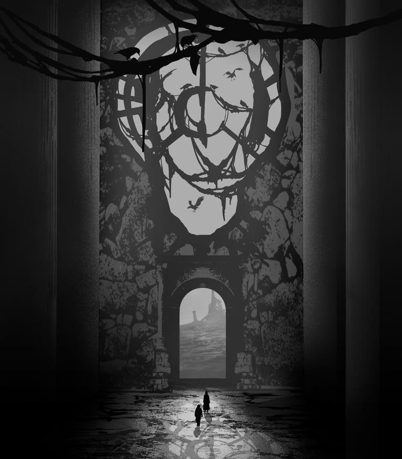 Mi Proyecto del curso: Concept art para videojuegos 5