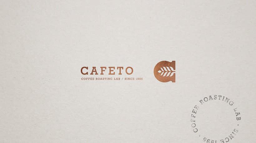 Cafeto. Roasting Lab 0