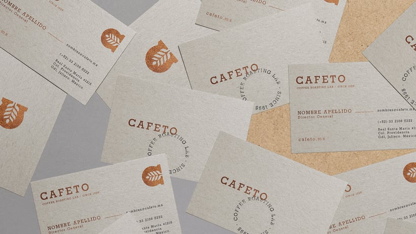 Cafeto. Roasting Lab 2