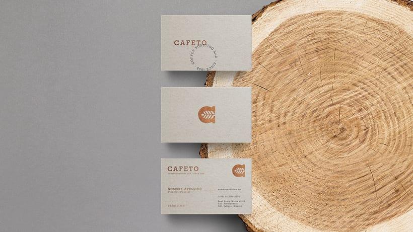 Cafeto. Roasting Lab 3