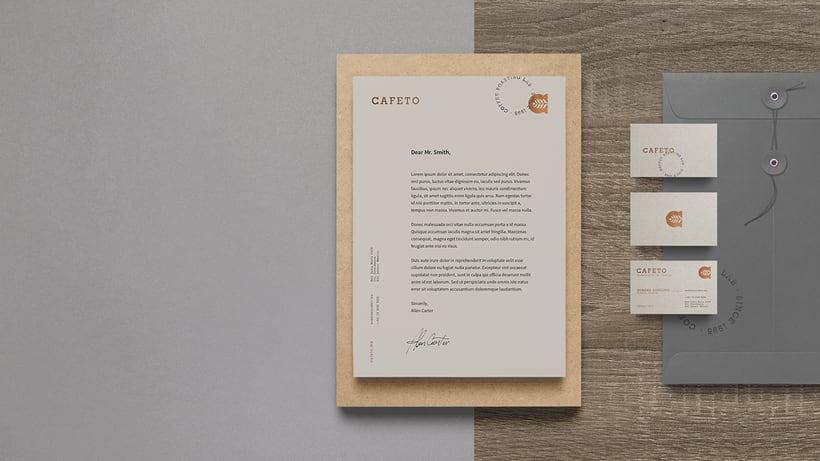 Cafeto. Roasting Lab 4
