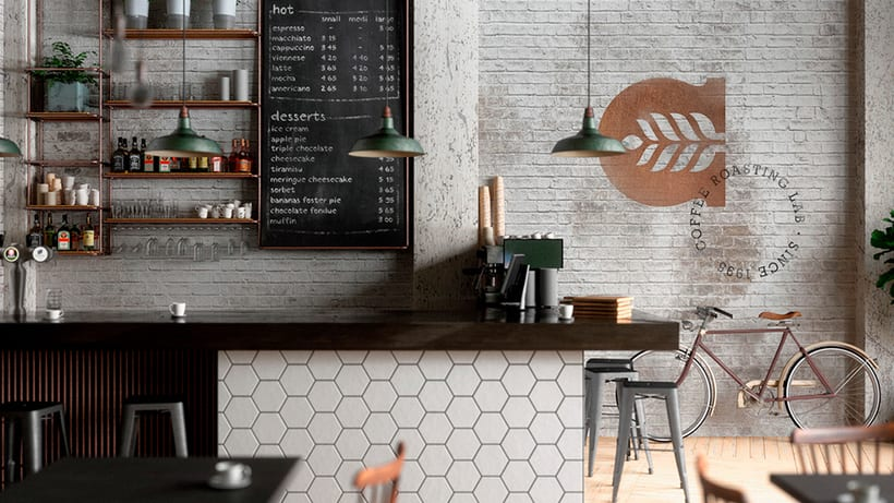 Cafeto. Roasting Lab 5