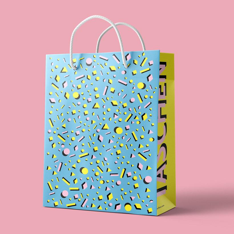 Bolsa Taschen - Packaging -1