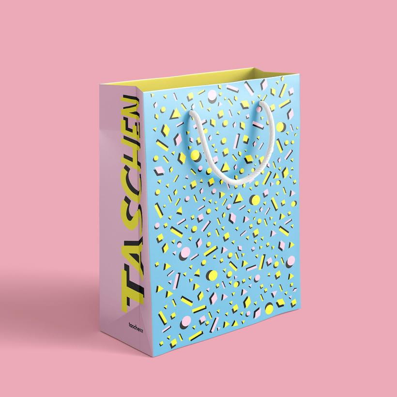 Bolsa Taschen - Packaging 0