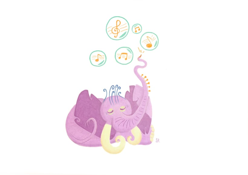 Cuando los elefantes sueñan con la música 0