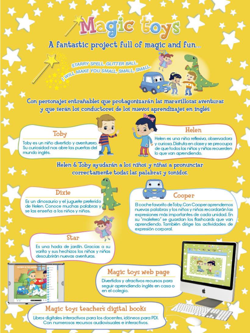 Magic toys - método didáctico infantil 9