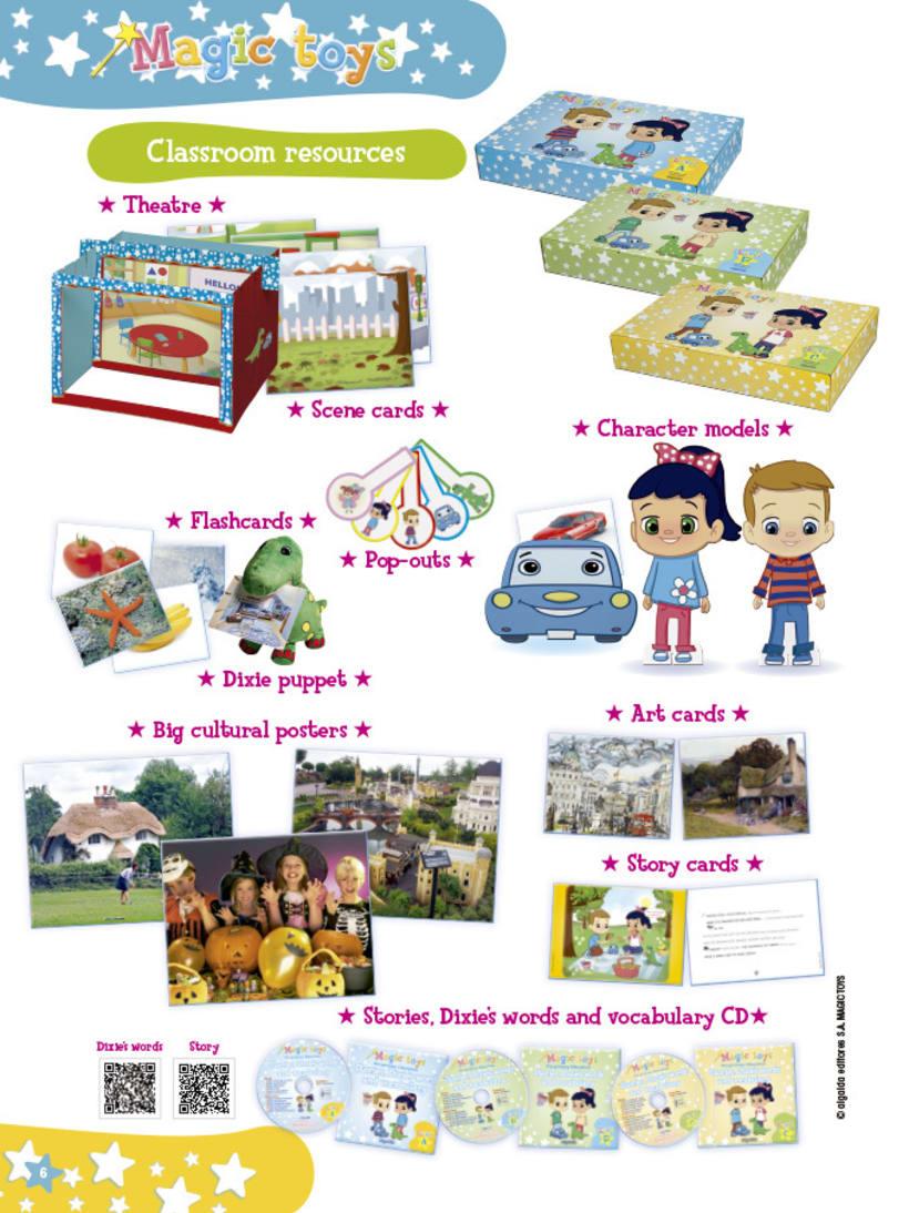 Magic toys - método didáctico infantil 6