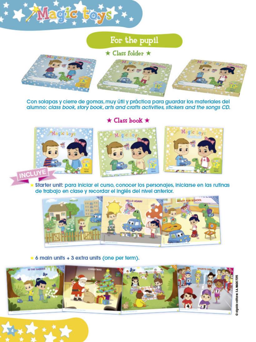 Magic toys - método didáctico infantil 4