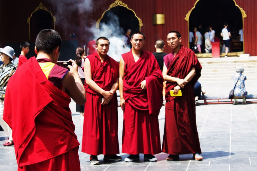 Beijing 2017 ( Portraits and culture) 5