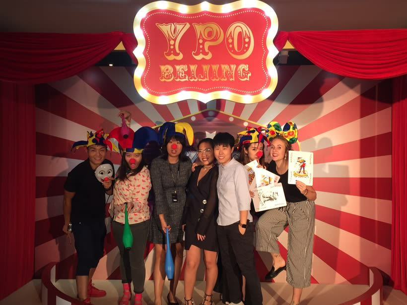 Graphic designer and event planner YPO Beijing and more proposals 4