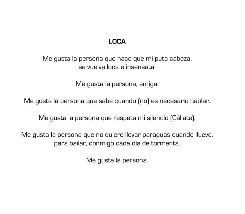 Poesía -1