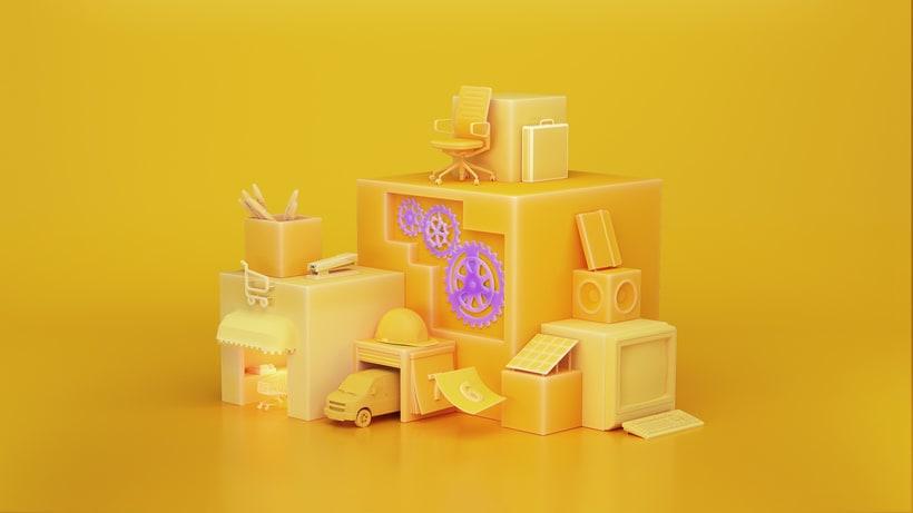 Santalucia Cubes 0