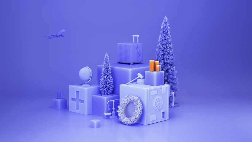 Santalucia Cubes 3