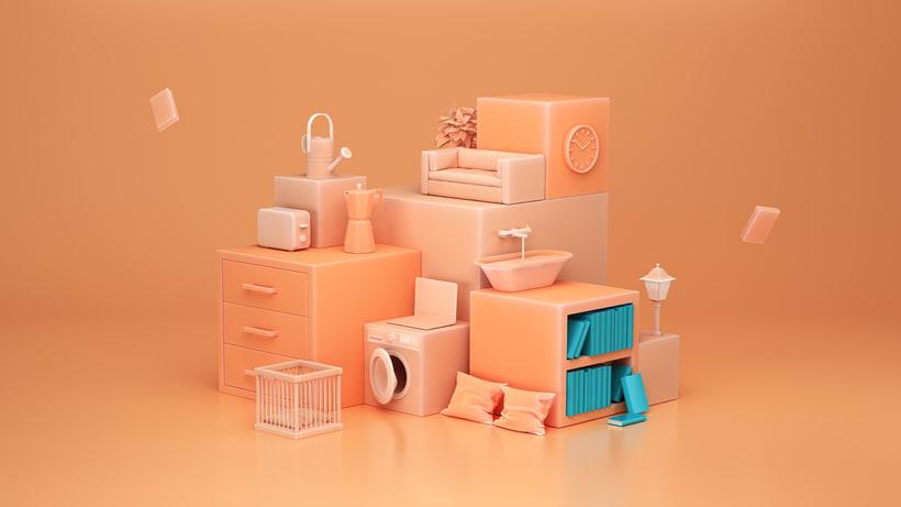 Santalucia Cubes 4