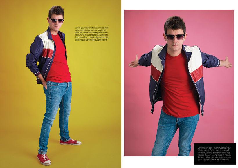 Mi Proyecto del curso: Fotografia editorial para revistas 3