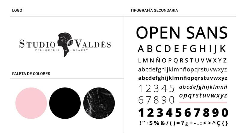 Studio Valdés // Diseño, Social Media y + 0