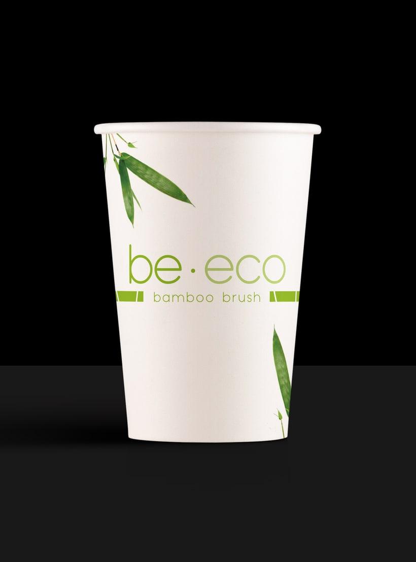 Beeco Brush // Identidad Visual, Social Media + 5
