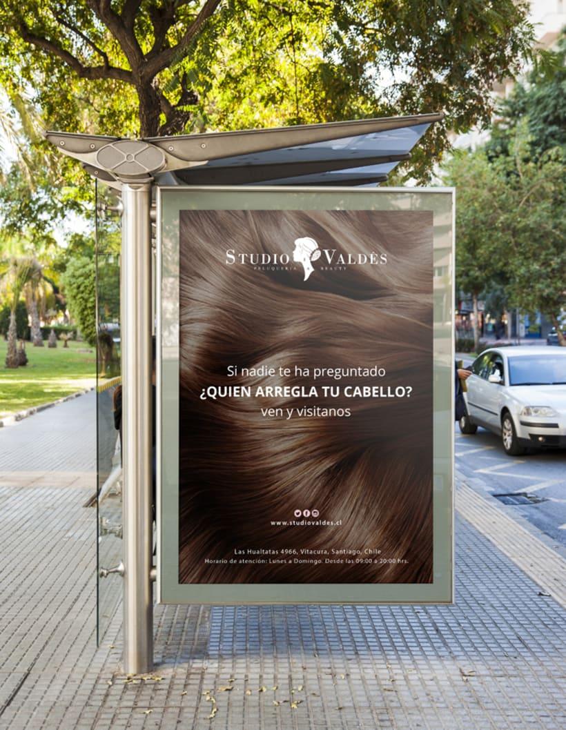 Studio Valdés // Diseño, Social Media y + 5