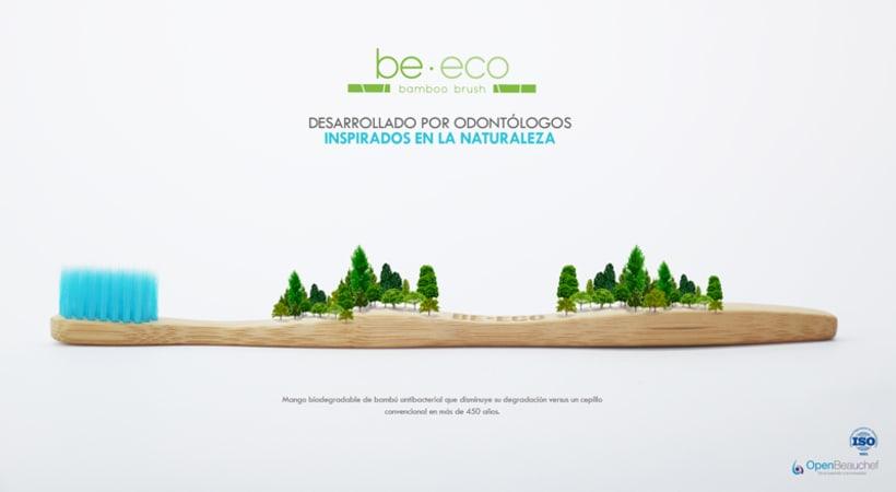 Beeco Brush // Identidad Visual, Social Media + 9
