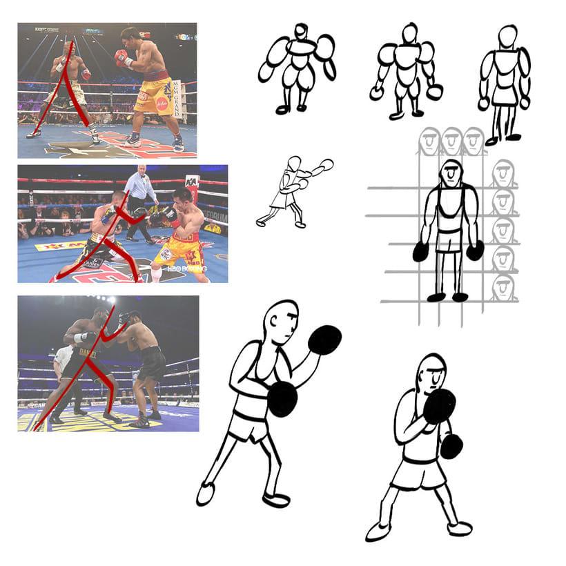 Boxer Test: Mi Proyecto del curso: Animación 2D con Photoshop 1