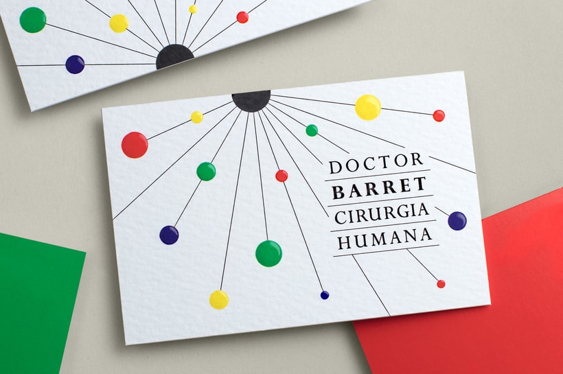 Doctor Barret (Identidad corporativa) 0