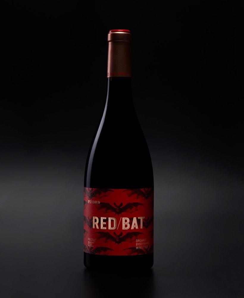 Red Bat (Etiqueta) 3