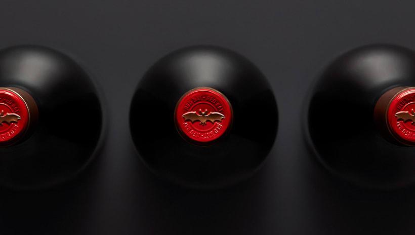 Red Bat (Etiqueta) 5