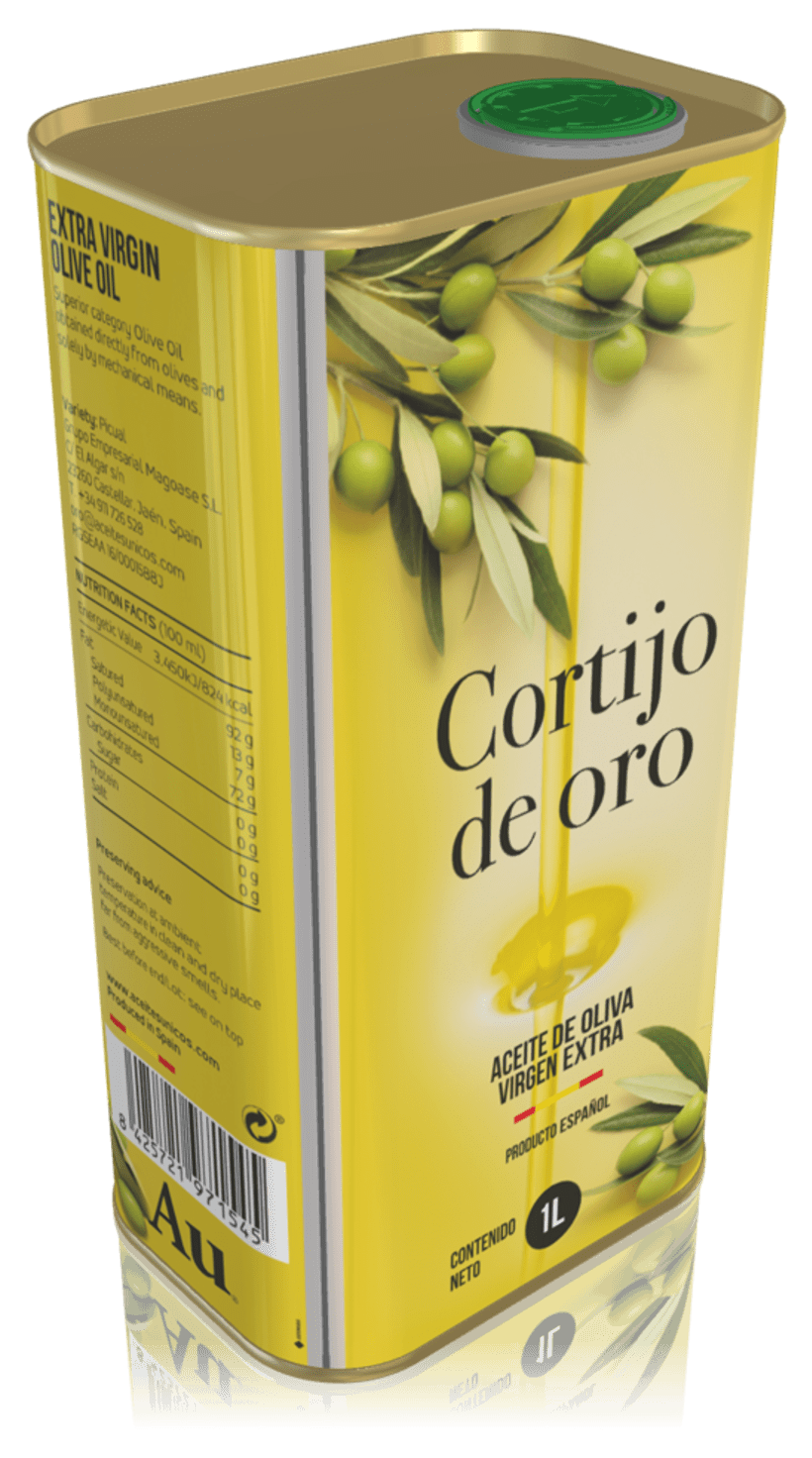 Packaging Cortijo de Oro 6