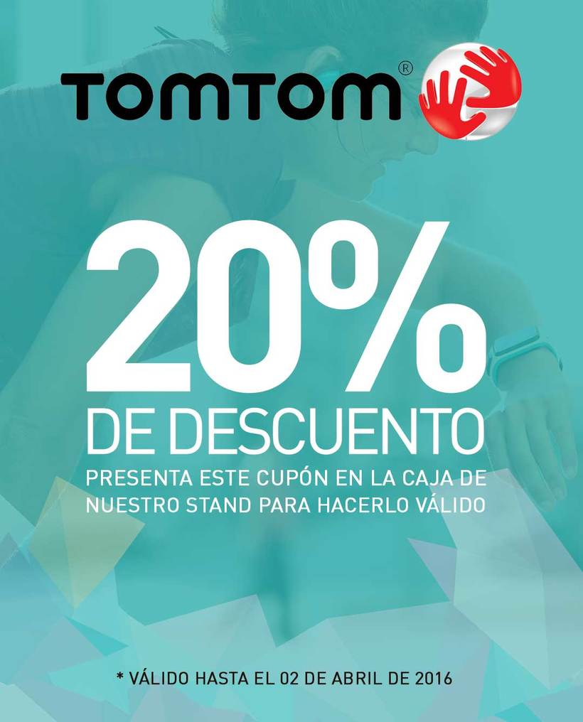 Campaña Digital Tom Tom  2