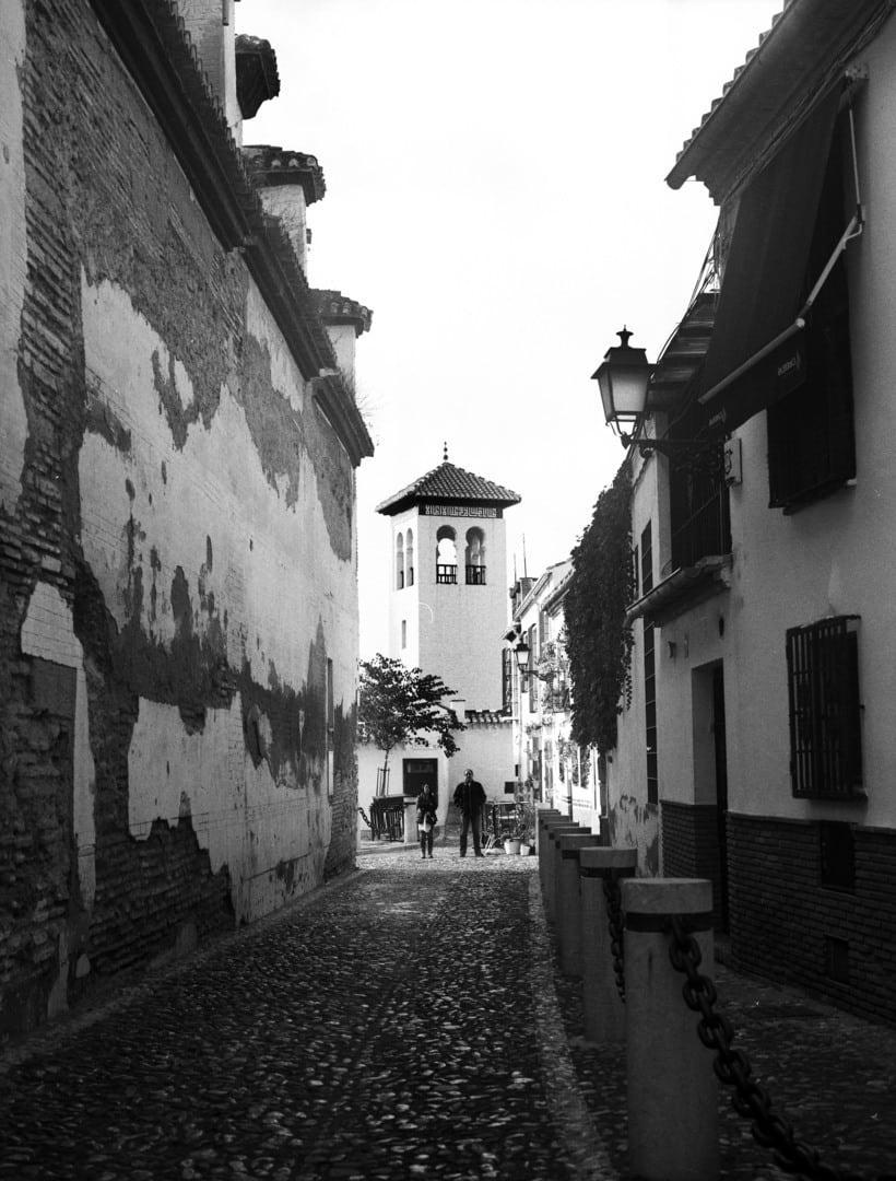 Granada análogica 4