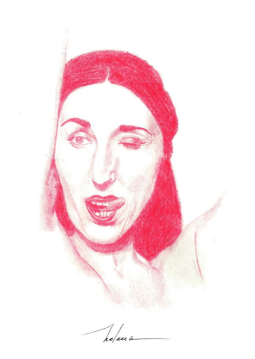 Rossy de Palma portrait 0
