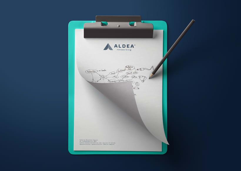 Aldea Networking 8