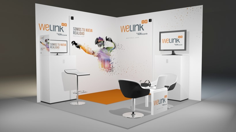 WeLink Stand 1