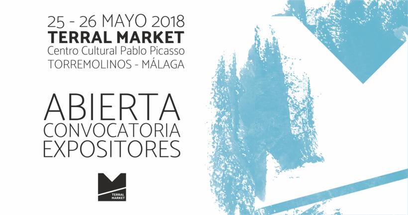 Terral Market, el Festival de Diseño de Málaga, abre la convocatoria para exponer en su 3ª edición. 2