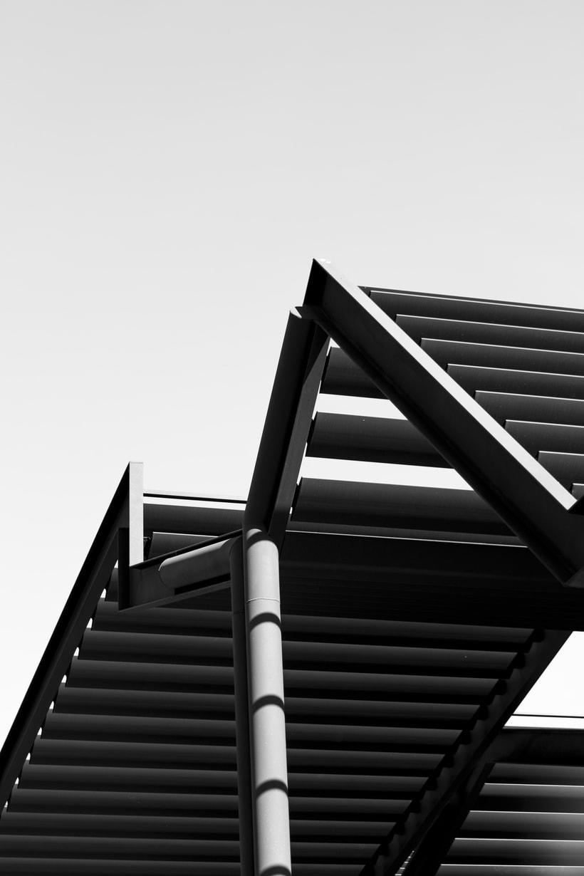 """""""Estructural"""": Reportaje arquitectónico -1"""