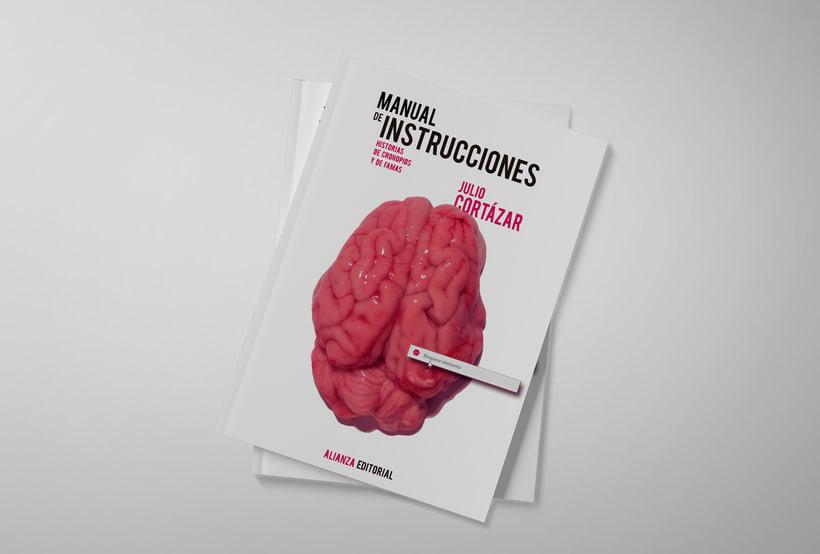 Manual de Instrucciones, Cortazar - Editorial -1