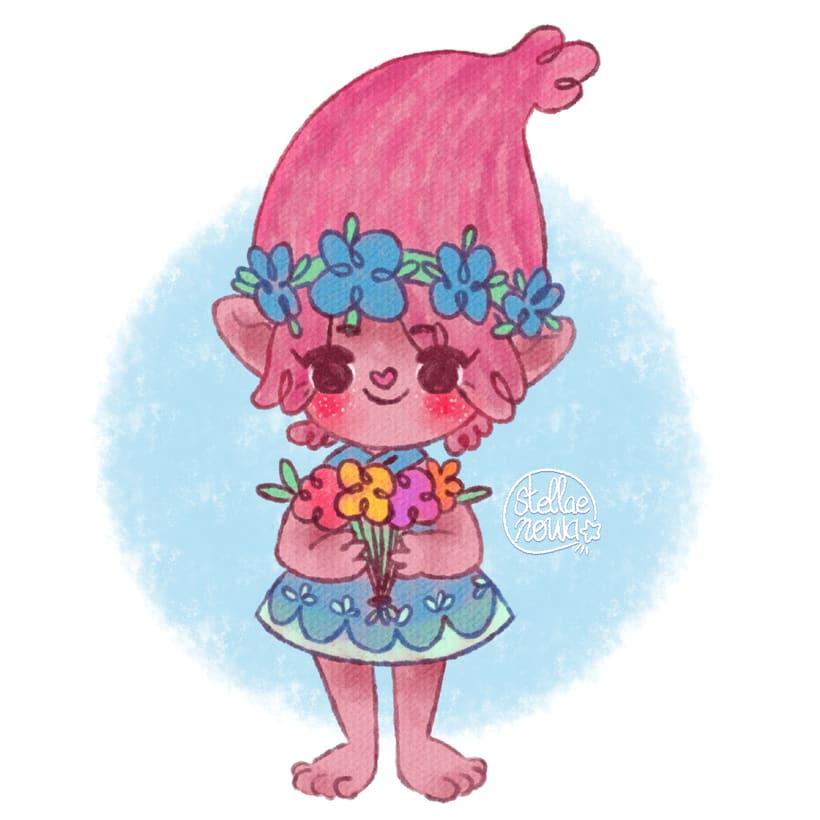 Poppy - Trolls 0