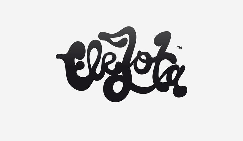 Elejota™ Lettering 0