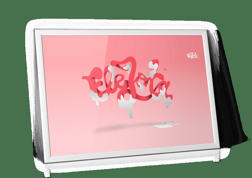 Elejota™ Lettering 4
