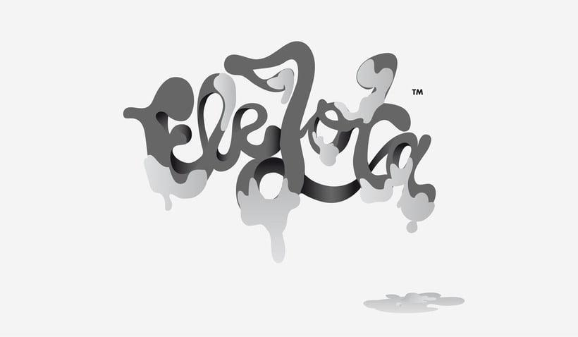 Elejota™ Lettering 1