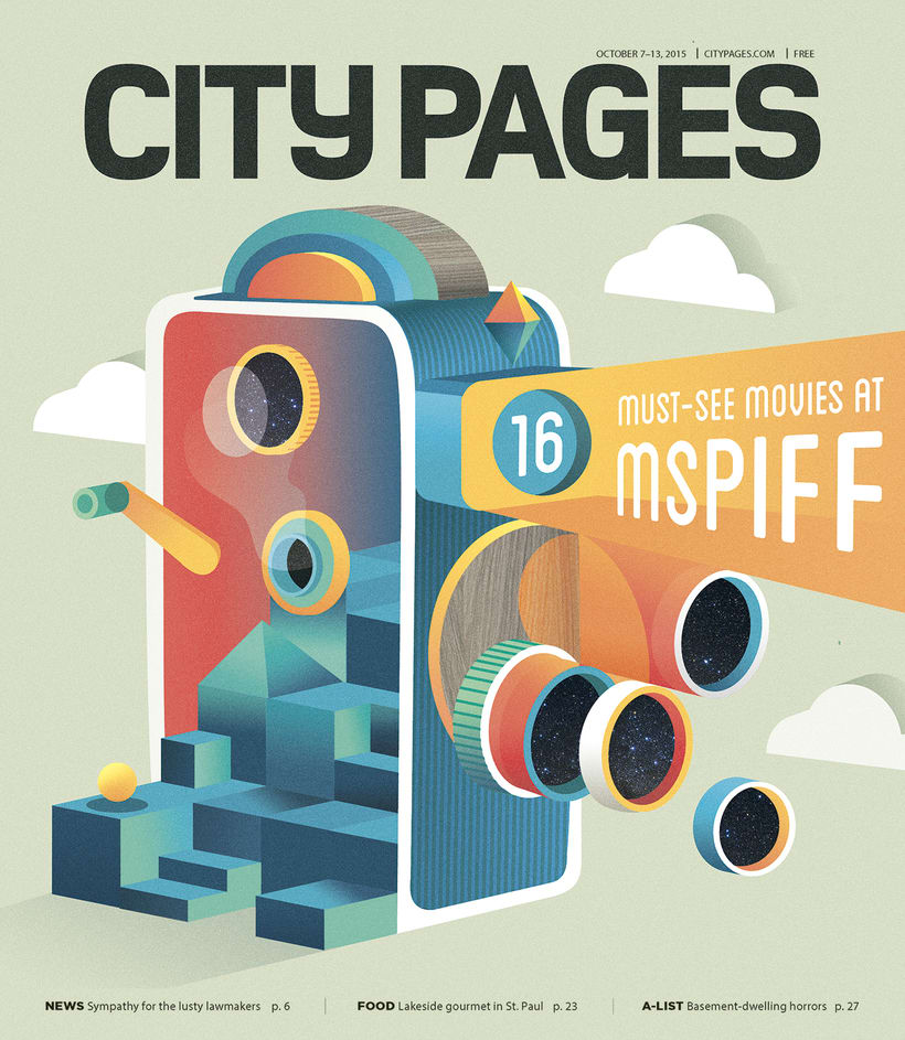 Portada City Pages Magazine -1