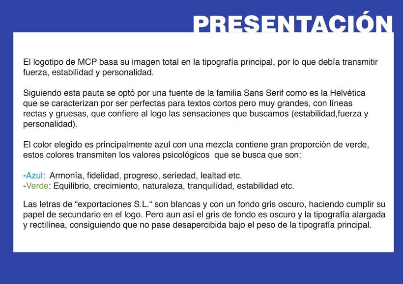 Manual MCP Exportaciones S.L. 1