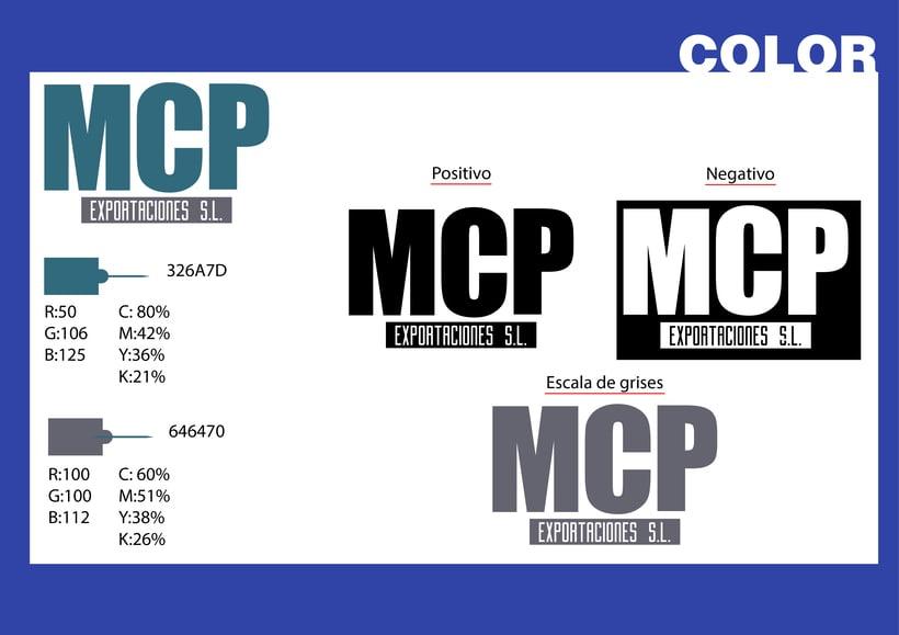 Manual MCP Exportaciones S.L. 2