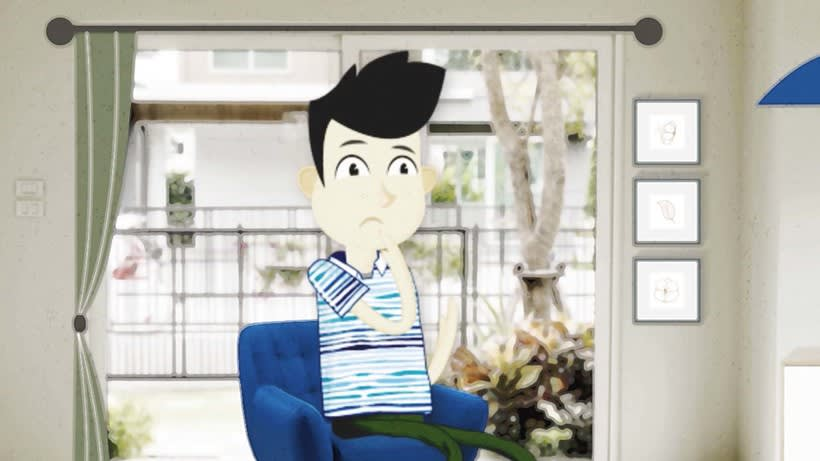 Juan el protagonista de la campaña: Jerez es tu casa, no la ensucies. 4